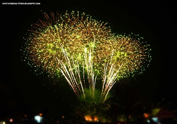 [Week 1] 3rd Philippine International Pyromusical Competition: South Korea vs. Malta