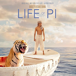 Trilha Sonora do filme As aventuras de Pi