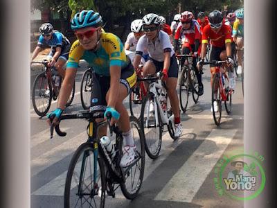 Indonesia gagal meraih medali balap sepeda kelas Individual Road Race Women Asian Games di Subang