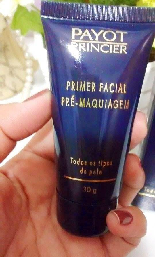 Payot primer facial