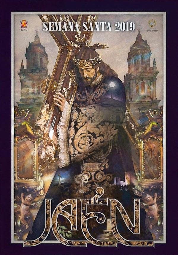 Cartel Semana Santa de Jaén 2019