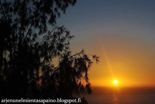 auringonlasku, valokuvaus, puerto rico, näkymä, maisema