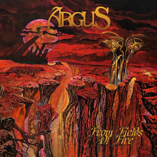 "Argus - ""You Are The Curse"" (lyric video) from the album ""From Fields of Fire"""