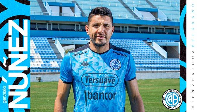 Gervasio Nuñez a Belgrano de Córdoba