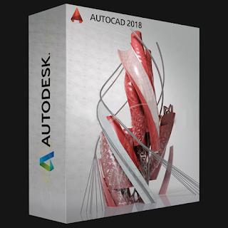 Autodesk AutoCAD 2018 para 32 y 64 Bits(Español)(Suite de Diseño 2D y 3D)