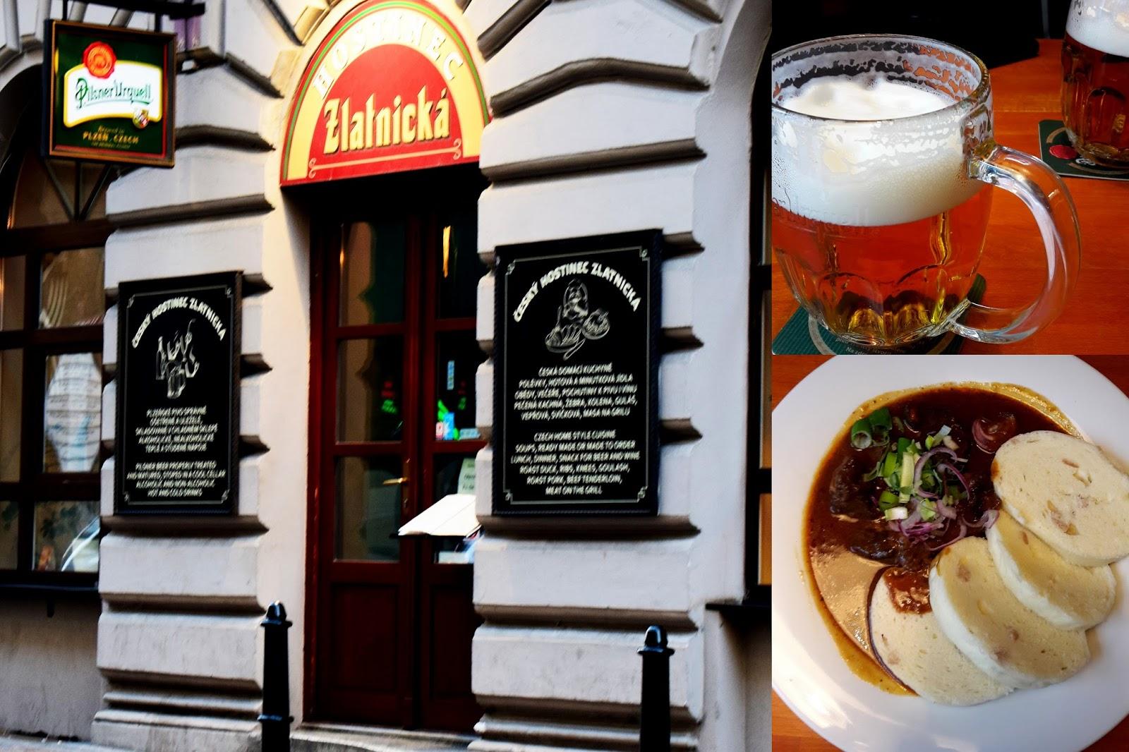 Co warto zjeść w Pradze