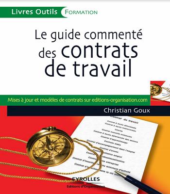 Le guide commenté des contrats de travail en PDF