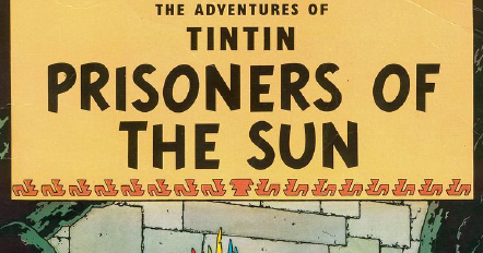 Free download Pdf files: TinTin and Prisoners of the Sun