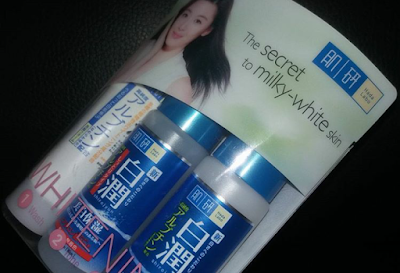Hada Labo review, skincare, face whitening, beauty,