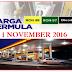 Harga Minyak Petrol Dan Diesel Terkini November 2016