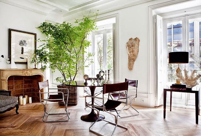 Appartement classique XXe, jeune et élégant à Madrid