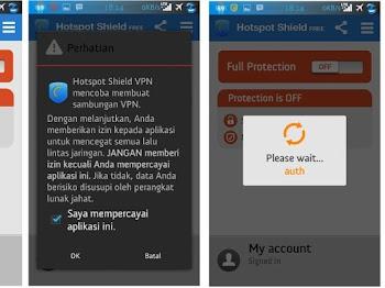 Tutorial Menggunakan VPN di Android