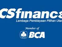 Lowongan Kerja CS Finance