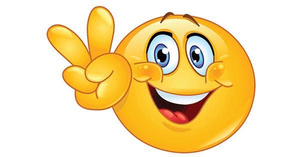 Peace Smiley Symbols Emoticons
