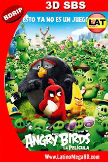 Angry Birds: La Película  (2016) Latino Full HD 3D SBS BDRIP 1080P - 2016