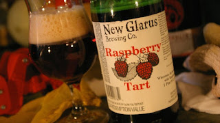 Raspberry Tart (Cervecería New Glarus)