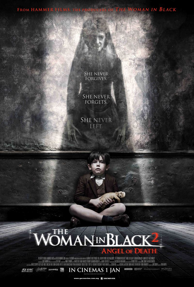 Nonton Film The Woman In Black 2 - Angel Of Death (2015)