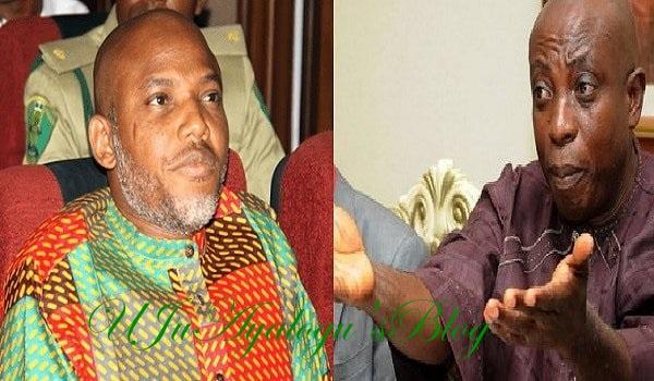 Uwazuruike reveals those funding Nnamdi Kanu to destroy struggle for Igbo nation