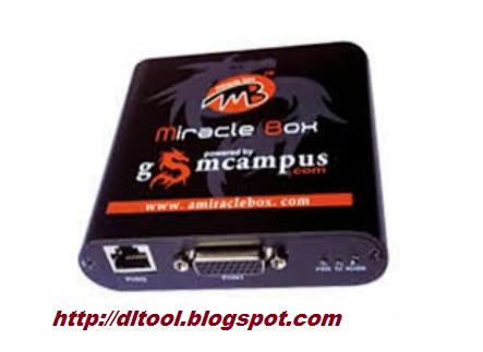Miracle Box Latest version V2.34