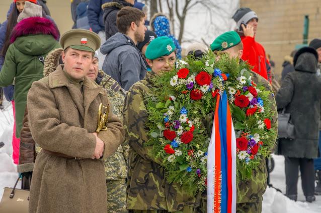 Реконструкция боя при Соколово 9.03.2018 - 04