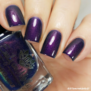 Emily De Molly Midnight Serenade Swatches and Review