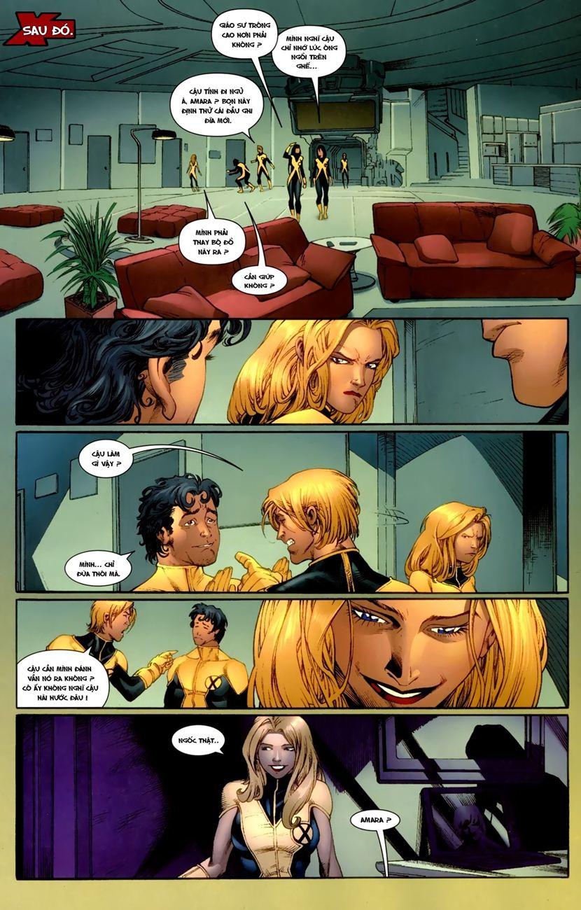 X-Men Necrosha chap 2 trang 9