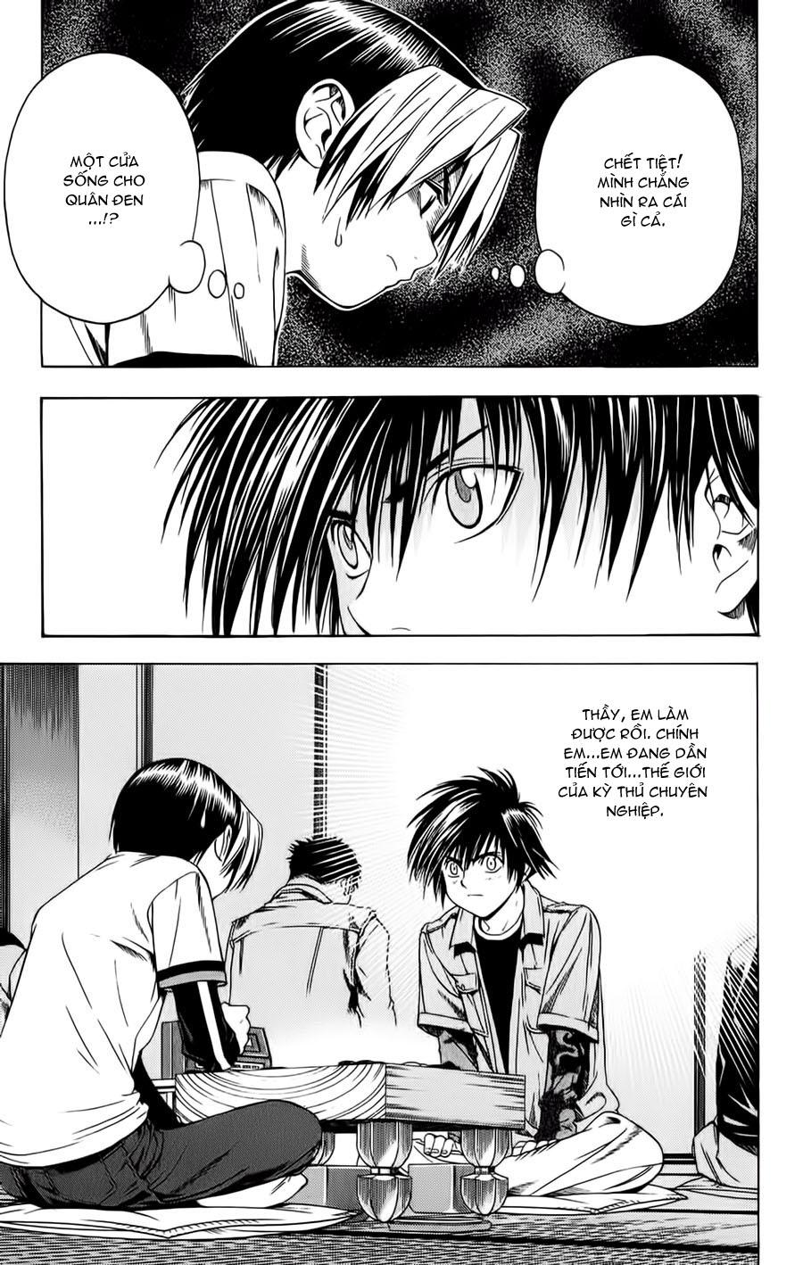 Hikaru No Go hikaru no go chap 90 trang 20