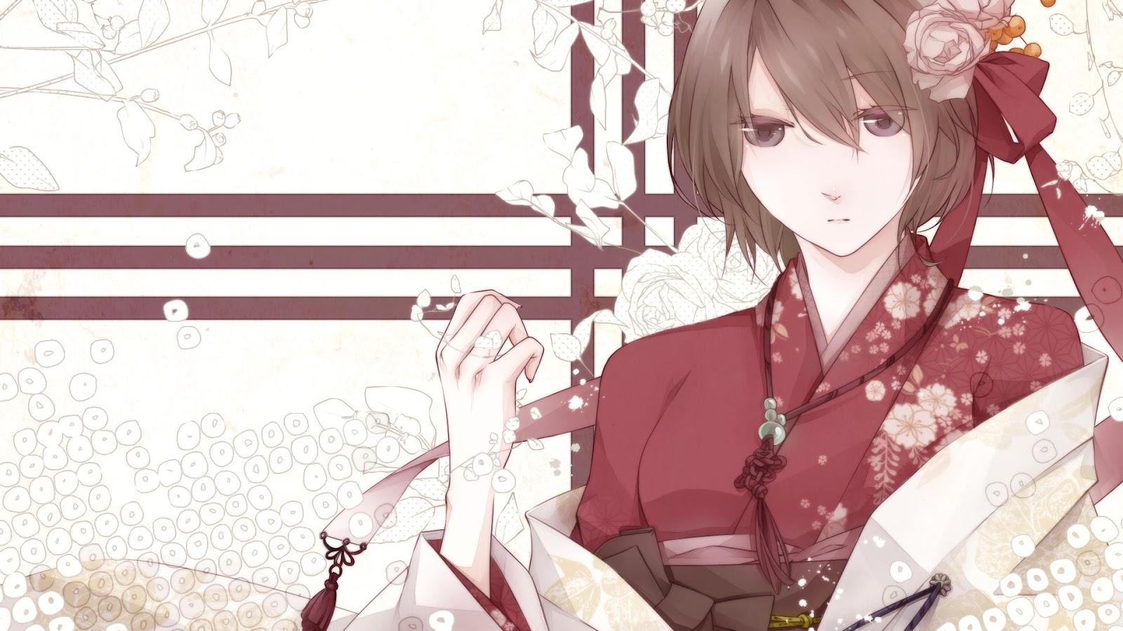 Innocent Anime Girl Wallpapers