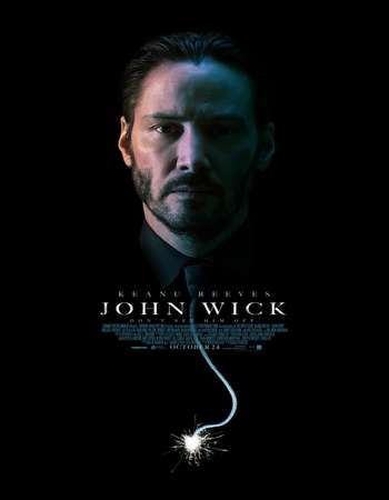 Poster Of John Wick 2014 Hindi Dual Audio 450MB BluRay 720p ESubs HEVC Free Download Watch Online downloadhub.in