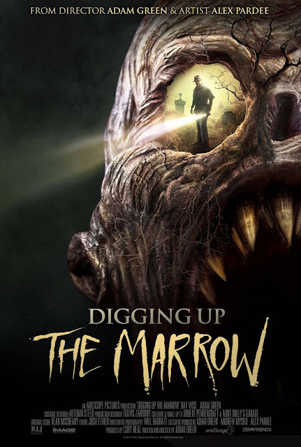 Digging Up the Marrow (2014) ταινιες online seires oipeirates greek subs