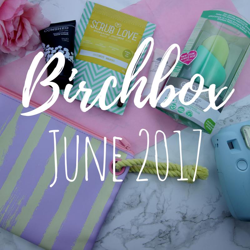 birchbox june 2017