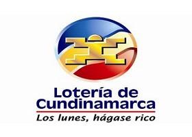 Lotería de Cundinamarca lunes 2 de diciembre 2019