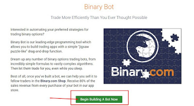 Membuat robot binary