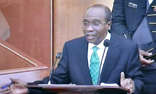 CBN Projects 3% GDP Growth In 2019