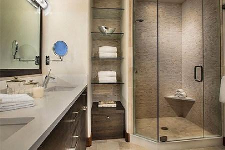 Vách tắm đứng bằng kính