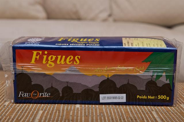 Figues Séchées Pulled La Favorite - Color Foods