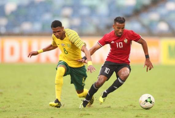 Bafana report for Seychelles camp