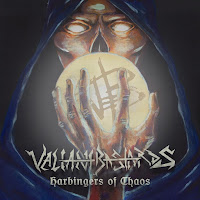 "Ο δίσκος των Valiant Bastards ""Harbingers of Chaos"""