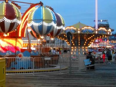 Wildwood New Jersey Boardwalk