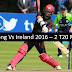 Hong Kong in Ireland T20I Series, 2016