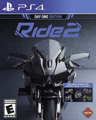 Ride 2 Game Cover