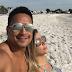 Carla Perez celebra 15 anos de casamento e se declara ao marido