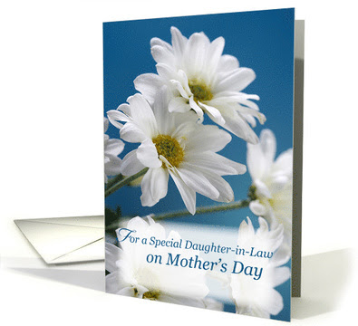 Mother's Day Wishes Image to Daughter in Law