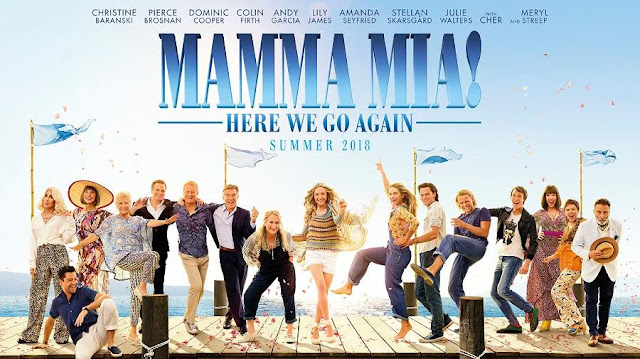 Mamma Mia Here We Go Again Film Review