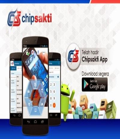 Download ChipSakti Aplikasi Agen Kuota Murah Gratis Pendaftaran