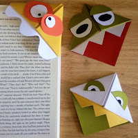 http://katokula.blogspot.com.es/2014/08/how-to-make-origami-monster-bookmarks.html