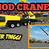 Download Bussid Mod Truk Crane Gratis