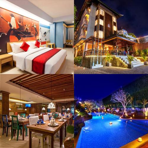 10 top best hotels in kuta bali balihoteliday for Top 10 bali accommodation
