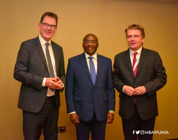 German Economics Minister hails Ghana's 'Impressive Economic Progress
