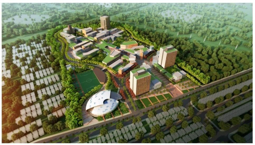 Atma Jaya Membangun Kampus III yang terletak di Bumi Serpong Damai.